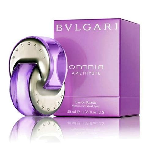 Parfum Bvlgari Amethyste omnia amethyste bvlgari parfum een geur voor 2006