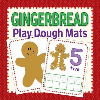 printable gingerbread man playdough mats gingerbread man play dough mats gingerbread math and fine