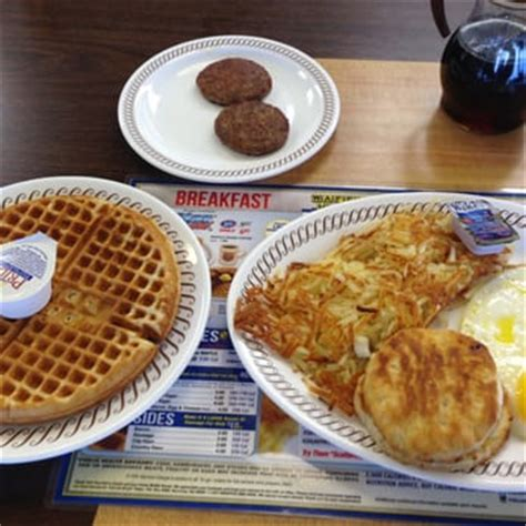 waffle house 17 photos 14 reviews diners 5309 s