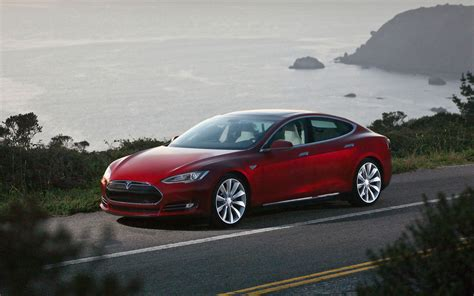 Tesla Modes Tesla Model S 2013 Cartype