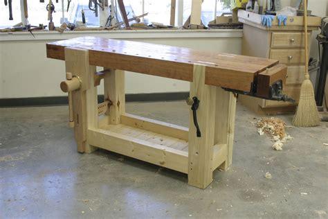 chris schwartz roubo bench woodworking bench