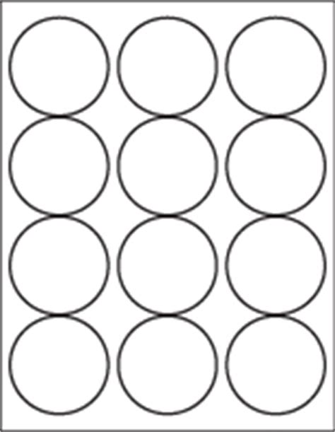 2 circle label template best photos of 2 inch labels template free