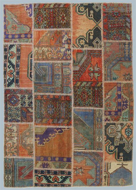 tappeti persiani patchwork patchwork di tappeti anatolici vecchi ed antichi morandi