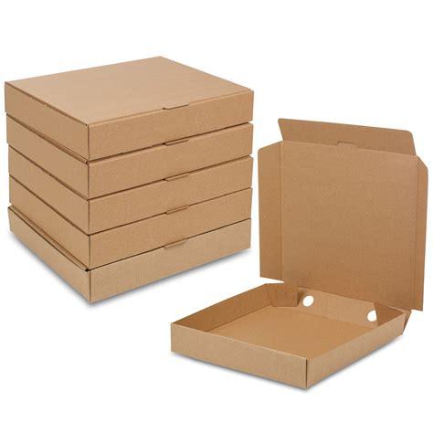 10 pizza box 10 x single wall cardboard pizza box mailing postal