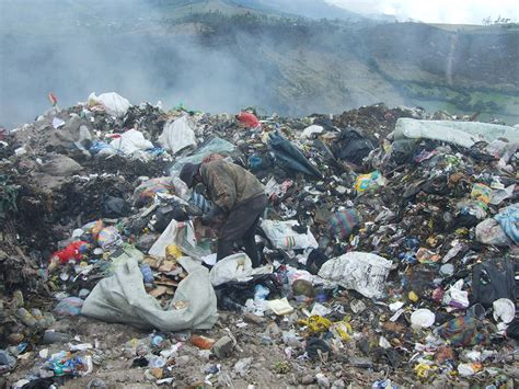 imagenes fuertes sobre la contaminacion contaminacion ambiental en la ciudad de riobamba fotos