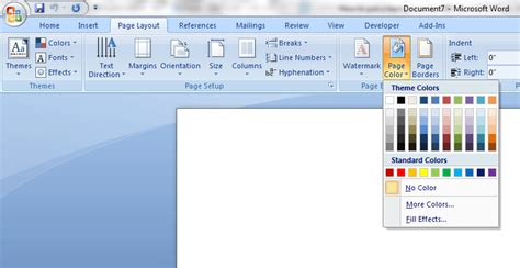 newspaper layout for microsoft word 2007 how to put a background in ms word 2007 tip reviews