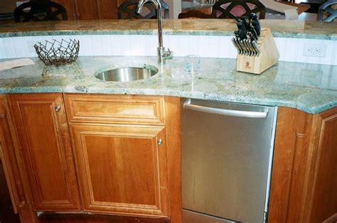dishwasher in island traditional kitchen other metro island with bar sink 18 inch dishwasher curved