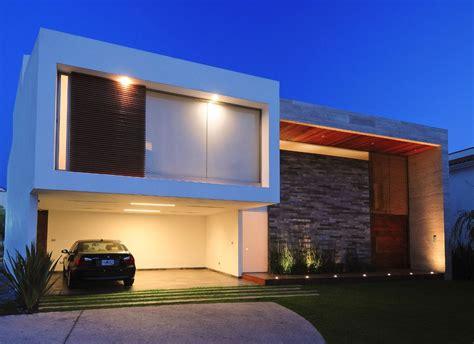 fachadas de casas minimalistas fachada moderna minimalista