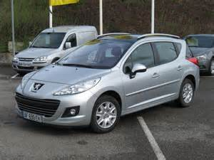 Diesel Peugeot Peugeot 207 Sw 1 6 Hdi 90 Premium D Occasion