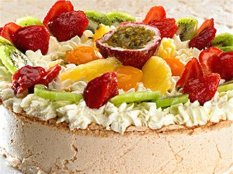cucina tipica australiana pavlova de frutas receta australiana