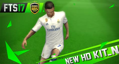 cách mod game dream league soccer rizky ars patch fts 17 pro edition rizky ars patch