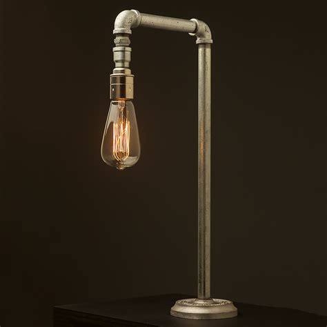 Pipe Light by Plumbing Pipe Fixed Table L