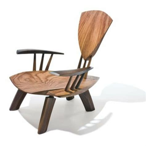 fauteuil design bois fauteuil bois design mzaol