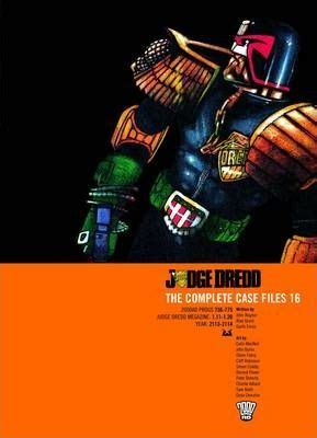 Judge Dredd The Complete Files 02 Graphic Novel Ebooke Book judge dredd complete files v 16 wagner