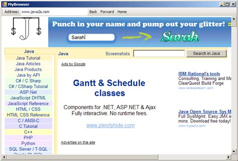 tutorial vb net website browser 171 gui 171 vb net tutorial