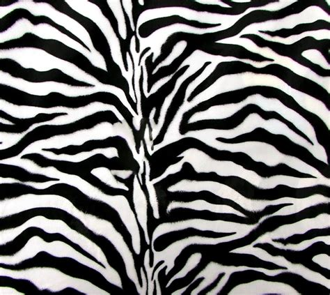 animal print outdoor fabric velboa faux fur zebra animal print fabric black white