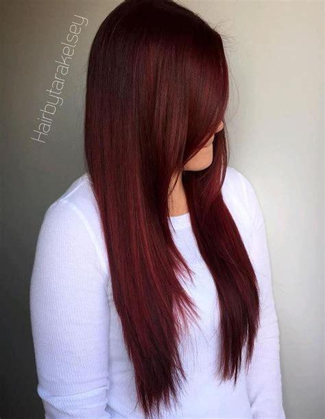 wedding hair red newhairstylesformen2014com 25 best ideas about deep burgundy hair on pinterest