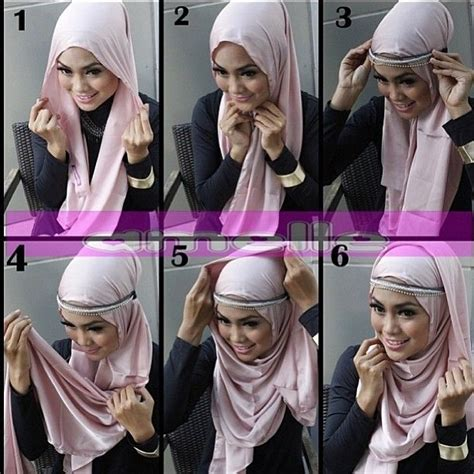 cara tutorial turban 192 best images about hijab styles on pinterest muslim