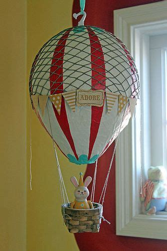 Handmade Air Balloon Decorations - 1000 images about air balloon room on
