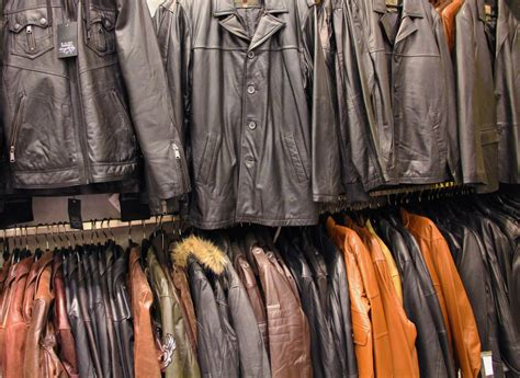Jacket Shop In Vitro Leather Could Give Quot Lab Coat Quot A New Meaning
