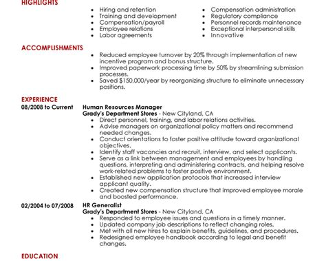 How To Do A Professional Resume by How To Do A Professional Resume Exles Best Resume