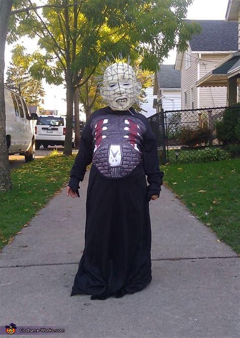 pinhead halloween costume  kids