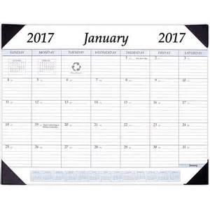 Small Desk Calendar Printable 2017 Desktop Calendar In Calendars And Planners