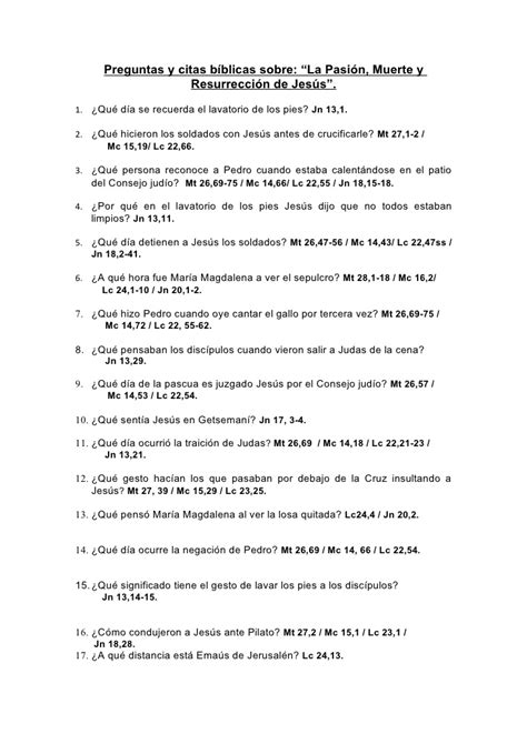 preguntas biblicas del nacimiento de jesus preguntas