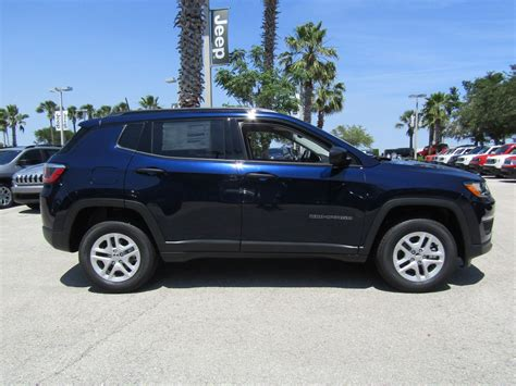 jeep compass sport 2017 new 2017 jeep compass sport sport utility in daytona beach