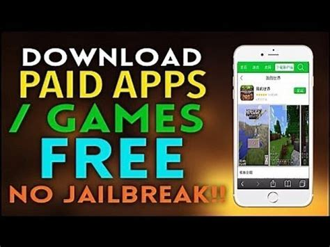 i mod game no jailbreak how to download paid apps games free hack games no