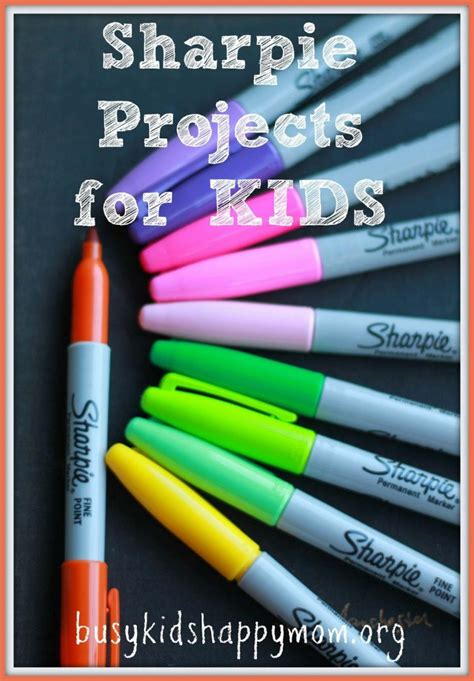 crafts sharpie sharpie projects for