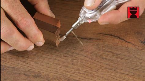 laminat kratzer entfernen kratzer im laminat instandsetzen