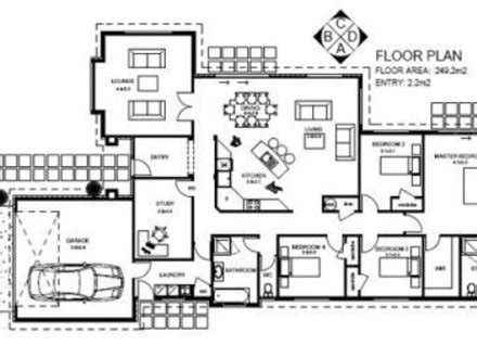 simple 5 bedroom house plans big one story house floor plans beautiful one story houses 7 bedroom home plans