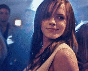emma watson you re stressing me out advanced dance floor game reaction gifs