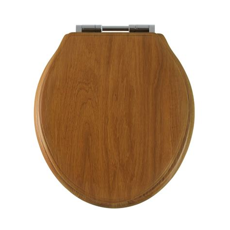 oak toilet seat roper greenwich honey oak toilet seat bathroom trends
