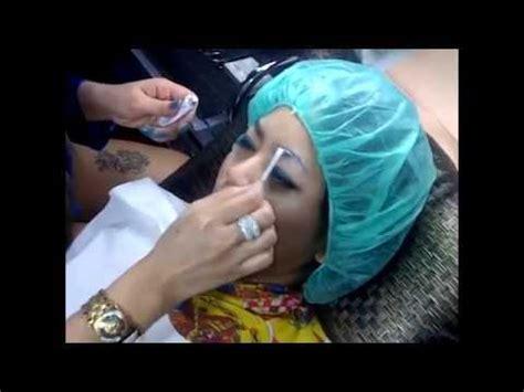 tutorial henna alis diy natural eyebrow temporary tatto sulam alis w henna