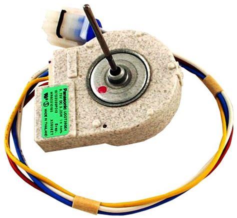 ge wr60x10185 evaporator fan motor dc for refrigerator video review ge wr60x10185 refrigerator freezer dc