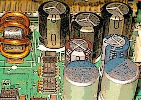 what are inductor and capacitor voltage vs current in a resistor capacitor or inductor
