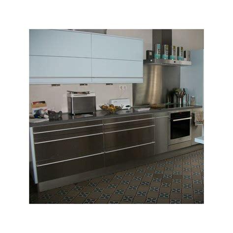 cuisine droite poign 233 e pour meuble cuisine aluminium diam 15 mm