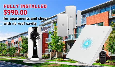 apartment alarm systems complete alarms sydney