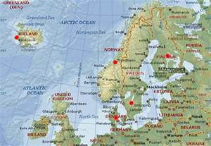 map of europe scandinavia december 2013 the wash house