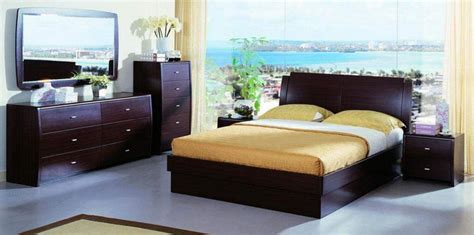 stylish bedroom furniture modern casual bridal bedroom set polished bed