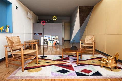 le appartment le corbusier apartment 50 at the unit 233 d habitation in marseille
