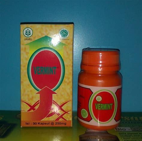Vermint Isi 12 Kapsul Obat Typus by Jual Vermint Isi 30 Kapsul Obat Penyakit Tifus Tipes