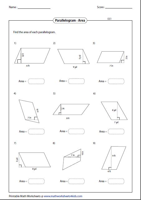 printable worksheets area and perimeter mathbits worksheet area and perimeter mathbits best free