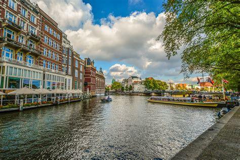 new year 2018 amsterdam best new year destinations to travel around of world in