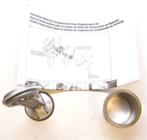 n036518 air compressor cylinder kit porter cable ebay