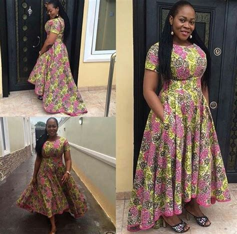 ankara new gown style latest full gown ankara styles we love a million