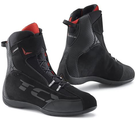 motocross boots for street tcx x move waterproof wp urban suede motorcycle street