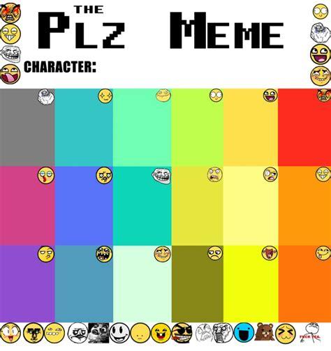 Plz Meme - the plz meme by chillyfranco on deviantart